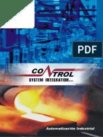 Brochure de La Empresa Control System Integration s.a.c.