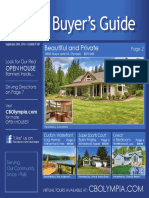 Coldwell Banker Olympia Real Estate Buyers Guide September 24th 2016