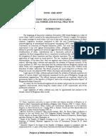 Peter - Emil Mitev - Ethnic Relations in Bulgaria