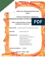 LA BIODIVERSIDAD, LOS INVENTOS Y EL DESARROLLO TECNOLOGICO.docx