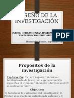 Diseño de La Investigación_ppt