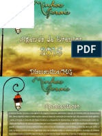 Agenda de Eventos 2016 de Diamantina (1)
