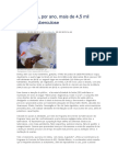 PE Registra Casos de Tuberculose
