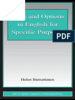 (ESL & Applied Linguistics Professional Series) Helen Basturkmen-Ideas and Options in English for Specific Purposes (ESL & Applied Linguistics Professional Series)-Lawrence Erlbaum Associates (2006).pdf