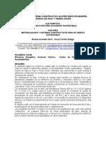 Validación ante normas de construcción chilenas de sistema constructivo en Fardos de Paja
