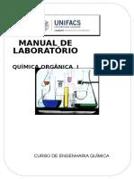 Manual de Laboratório Qui Org 1 2016
