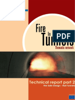 Technical Report Fire Safe Design Rail Tunnels