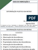 Deformação Plástica Em Metais_Rev.3_2016