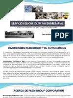 Inversiones Paemgroup-brochourt Empresarial