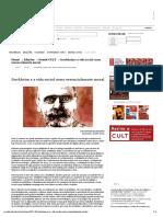 Revista Cult » Durkheim e a Vida Social Como Essencialmente Moral - Estudo P1