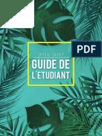 Guide Etudiant