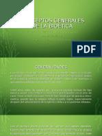 1 Conceptos Generales de La Bioética