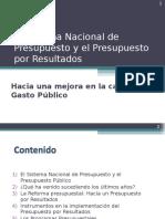 Presupuesto Público 2014.ppt