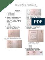 Examen final II período matematica 2°