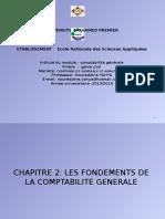 Comptabilité General Ch2