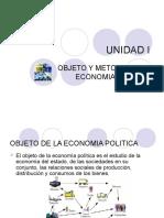 Unidad i Eco Politica
