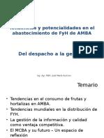 Mercado Central de Buenos Aires Estado de Situacion