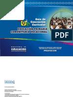Guia de Elaboración Del Pbc y Pdc