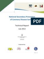 Coronary Disease Summit 2011 Report