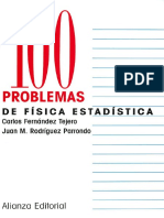 100 Problemas de Fisica Estadistica - Carlos Fernandez Tejero.pdf
