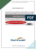Matemática Instrumental