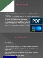 Actividad 5 y 6 Informatica