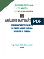 Folleto Nº 07 Orden Superior 2014-I UPLA