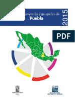 Anuario Estadístico y Geográfico de Puebla