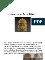 Ceramica Arte Islam