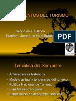 FUNDAMENTOS DEL TURISMO Clase Nº 1.ppt