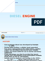 001 Diesel Engine Technology