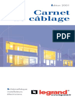 Schemas de Cablage Materiel LEGRAND 2001