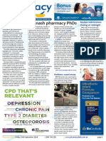 Pharmacy Daily for Fri 23 Sep 2016 - Monash pharmacy PhDs, MedAdvisor growth plan, PSA to deliver vax program, Events Calendar and much more