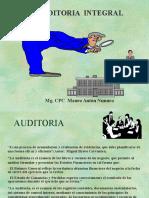La Auditoria Integral