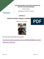 Reporte Del Pendulo Invertido - Erik Zamora Gomez