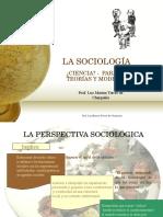 2- LA SOCIOLOGÍA, ciencia y teorías clásicas.ppt