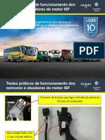 Testes Práticnos Dos Sensores e Atuadores ISF