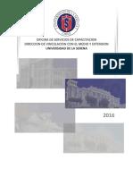 Programa - Curso Mecanica de Suelos 2016