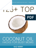 125 Top Coconut Oil Hacks for Busy Moms