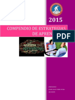 Compendio de Estrategias de Aprendizaje (1)