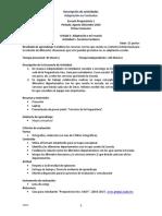 Descripcion de ADAS Adaptación en Contextos 2