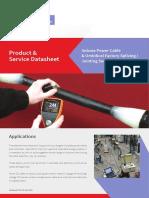P CSL Datasheet Factory Splicing Jointing