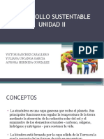 Desarrollo Sustentable Exp. u2