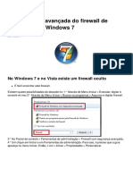 Configuracao Avancada Do Firewall de Seguranca Do Windows 7 7816 Mmkzge