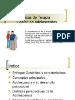 tecnicasdeterapiagestaltenadolescentes-100818232206-phpapp02.ppt