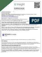 Direct Marketing- An International Journal
