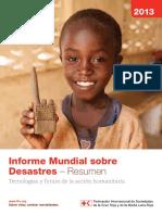 Informe Mundial