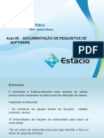 Requisitos de Sistema Aula_05