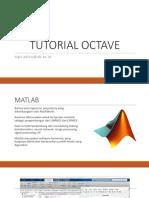 Tutorial Octave