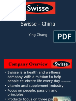 International business strtegy